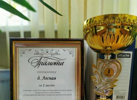 1 место в номинации